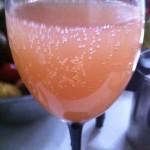 Een heerlijke kefir/watermeloensoda